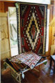 Navajo Rug, Big Mountain Weaving Show, Taos, NM