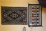 Sample of Rugs sold at Big Mountain Weaving Project