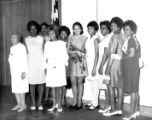 LaDonna Harris and Delta Sigma Theta