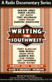 Writing the Southwest Radio Series Flyer