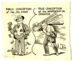 Public Conception of the Oil Man