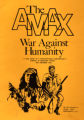 AMAX War Against Humanity Booklet