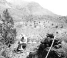 A.C. (Jack) Stockbridge in the Gila Forest, New Mexico