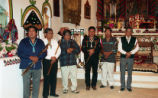 San Jose de la Laguna Mission 300th Anniversary and Dedication