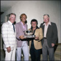 Men's Invitational Award Party, Bob Hope Classic, Palm Springs, CA