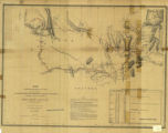 Map of the Route Pursued in 1849 by the US Troops under the Command of Bvt. Lieut. Col. JNO. M....