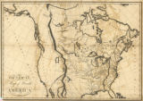 General Map of North America, 1796