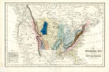Geological Map of the United States, 1832