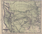 A Map of the Indian Territory of Northern Texas and New Mexico, 1844