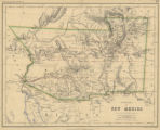Map of the Territory of New Mexico