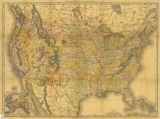 Rand, McNally & Co.'s Map of the United States, 1896