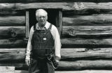 Homesteader George Hutton was photographed by Russell Lee in 1940.