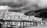 [View of Taos Pueblo]