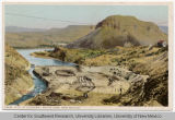 Elephant Butte Dam Site
