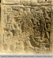 Carved stone, Chichen Itza