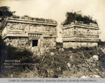 Precolumbian buildings at Chichen Itza