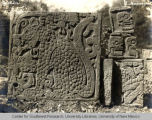 Jaguar carving, Chichen Itza