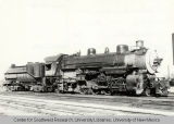 Southern Pacific Locomotive 3251