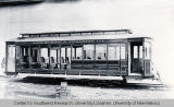 Albuquerque Traction Co. Streetcar