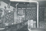 Interior of Brock's Bluewater Trading Post