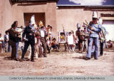 Matachines Dance, Cordoba, New Mexico, Sept 1977