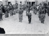 Matachines Dance, Saltillo, Mexico, 1954