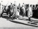 Matachines Dance, Santa Clara Pueblo, 1957
