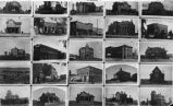 Silver City, 25 Views of Buildings and Homes