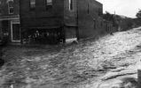 Silver City, Flooding Downtown