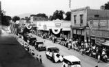 Silver City, Parade on Bullard Street