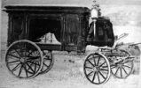 Santa Rita,  A Horse-Drawn Hearse