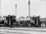 Unnamed Location, Locomotives
