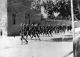 Silver City, Soldiers on Parade