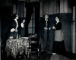 Gaslight - scene from play