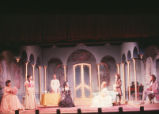 Tartuffe - scene from play - Madame Pernelle and Elmire