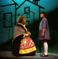 Under Milk Wood - scene from play - woman and girl