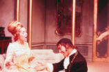Tartuffe - scene from play - Elmire and Tartuffe