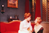 Three Sisters - scene from play - Irina and Olga