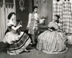 The Marriage of Figaro - scene from opera - Susanna, Cherubino, and Countess