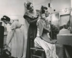 The Merry Wives of Windsor - backstage
