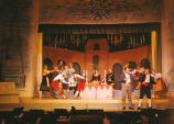 Don Giavanni - group scene from opera