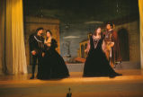 Don Giavanni - scene from opera - four characters