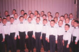 Hansel and Gretel - French's Boys Choir performing