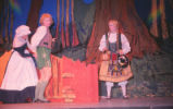 Hansel and Gretel - scene from opera - Mother, Hansel and Gretel