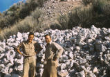Harding Pegmatite mine - Arthur Montgomery and Richard H. Jahns