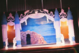 Ariadne on Naxos - set for opera