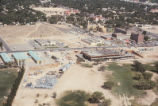 Basic Medical Sciences - aerial view of construction