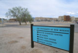 North Campus signage