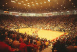 University Arena - The Pit - interior - view from stands of a game