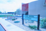University Arena - The Pit - exterior - Mc David Lounge
